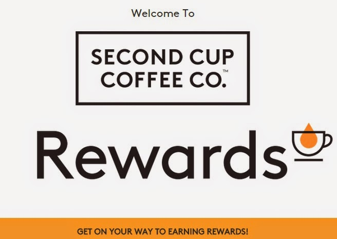 Second Cup Canada Rewards Program Sign-Up and Receive a Free Coffee