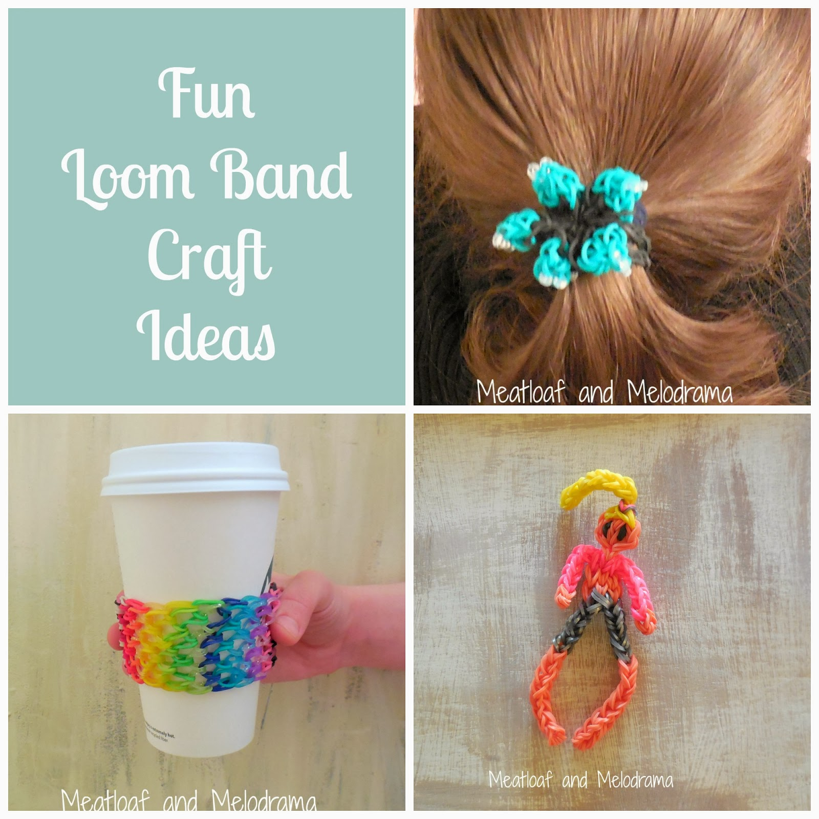 rainbow loom crafts