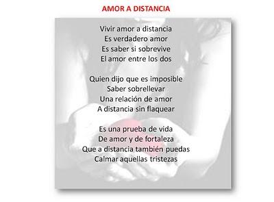 poesias de amor en la distancia