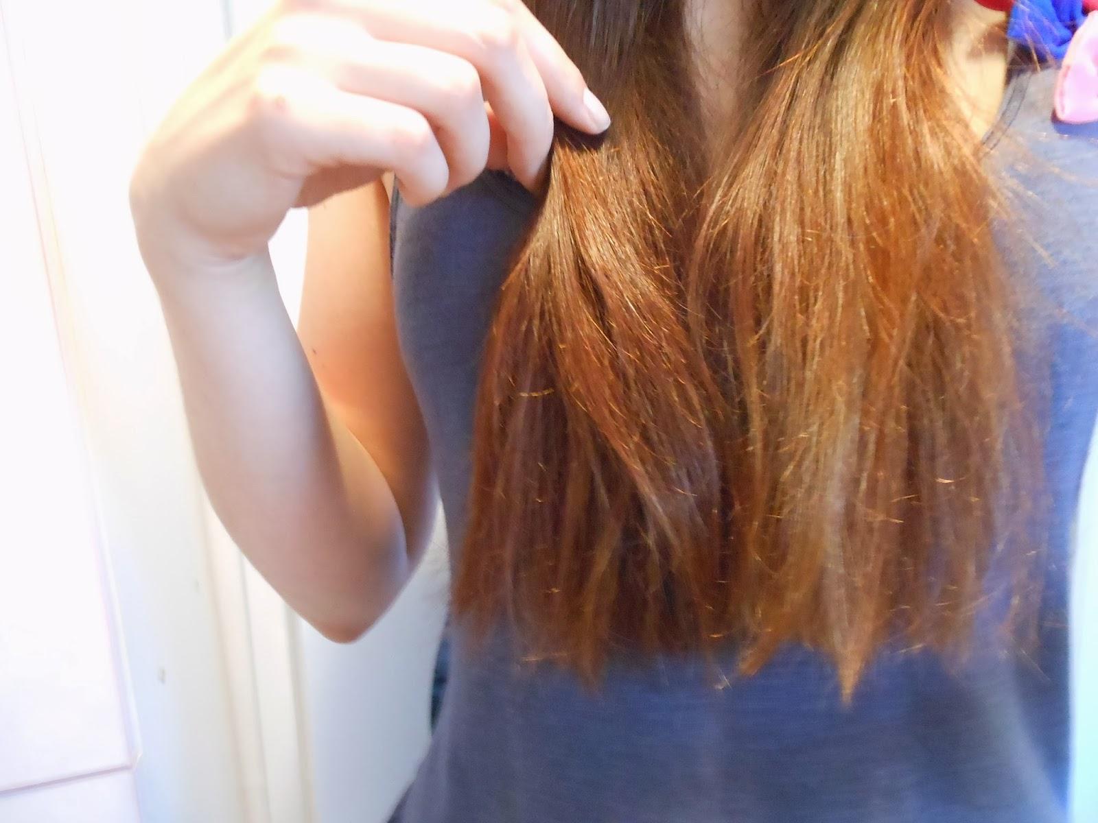 Combien pousse cheveux par jour