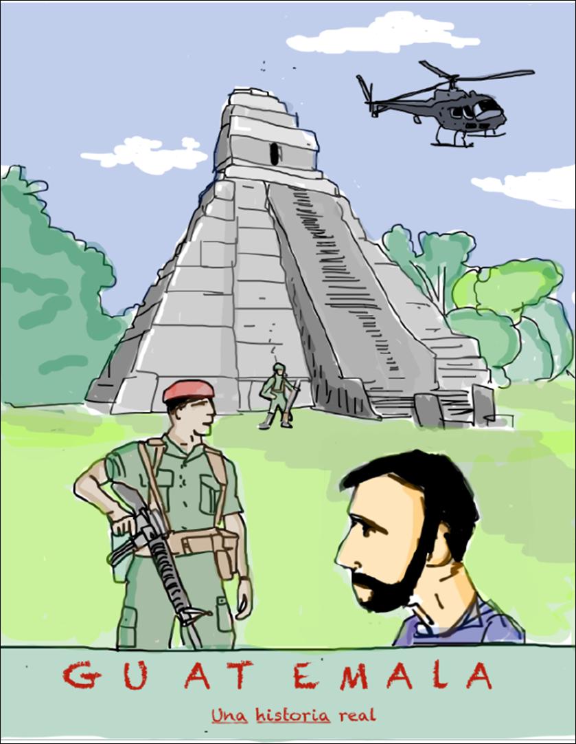 Guatemala- el comic