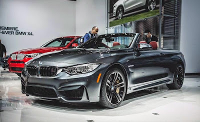 2015 Bmw M4 Convertible Release Date