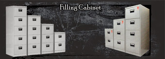 Filling Cabinet Peralatan Kearsipan