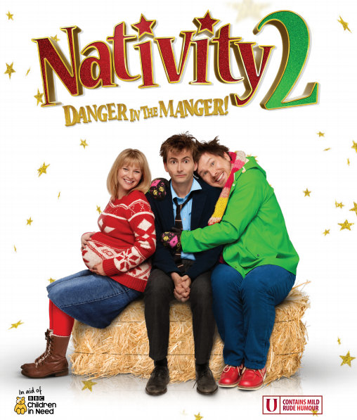 nativity 2 screenings for children in need today