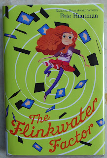 The Flinkwater Factor STEM book for girls