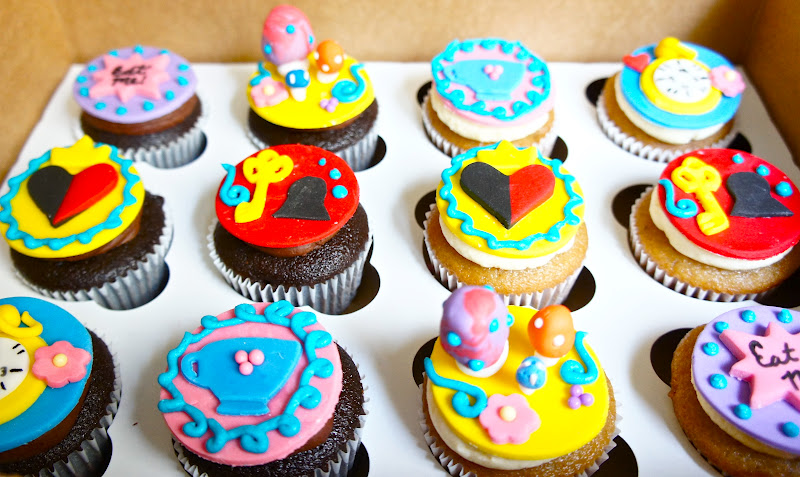 Cupcakes Glendale
