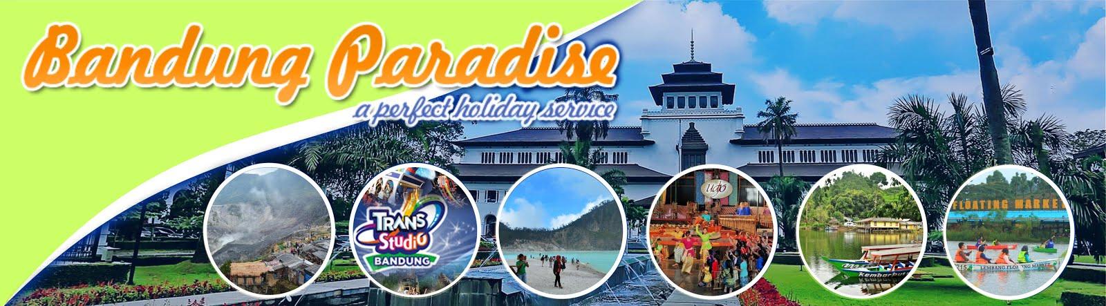 Paket Wisata Bandung Murah & Sewa Bus Pariwisata Bandung