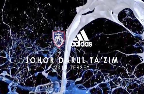 Jersi Johor JDT Musim 2016