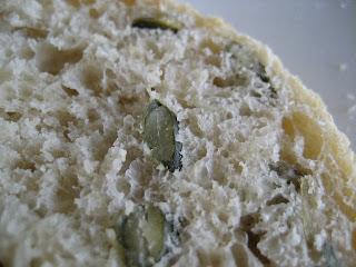 Pão de Pevides de Abóbora