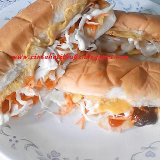 Homemade Roti John Gerenti Sedap...Gerenti Jadi!