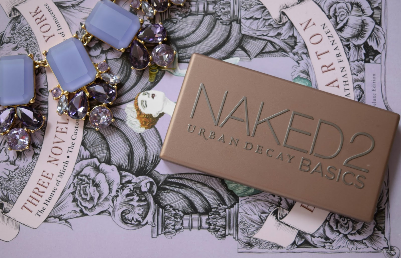 naked palette - urban decay - eye shadow - neutral eye shadow - urban decay naked palette - naked basics palette - naked2 basics