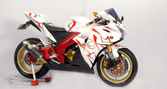 Honda CBR 250 Modifications