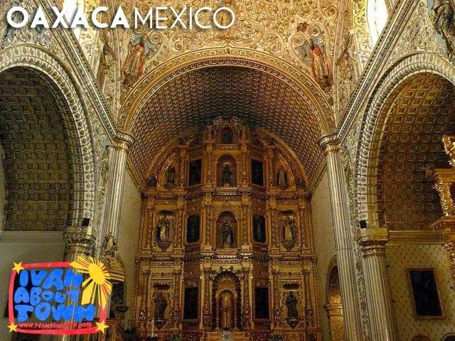 Oaxaca, Mexico: Templo de Santo Domingo de Guzman