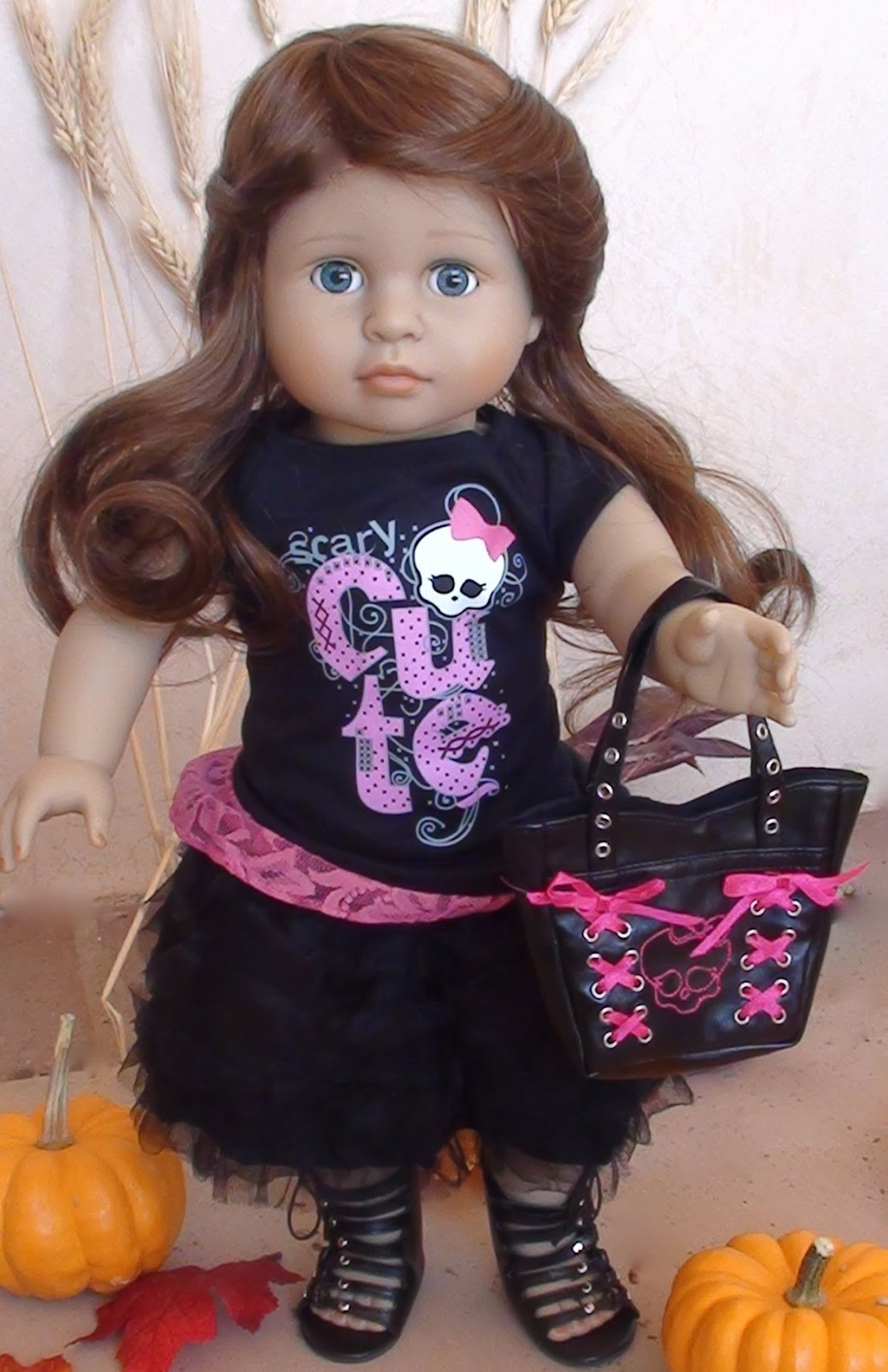 what about a doll halloween costume wwwshopharmonyclubdollscom