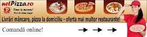 Comandă pizza online!