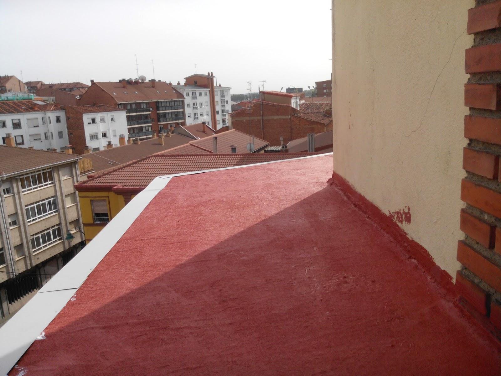 Reformasvillasolle nmultiservicios impermeabilizaci n de - Pintura impermeabilizante terrazas ...