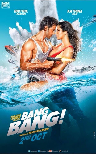 Bang Bang (2014) Movie Poster No. 3