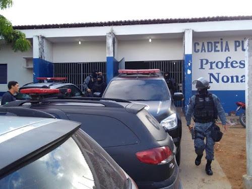 Presos se rebelam em mais um presídio do Rio Grande do Norte