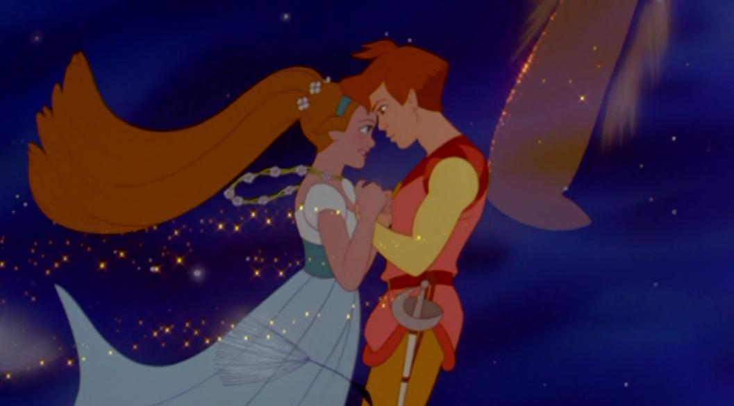 Thumbelina and Cornelius Thumbelina 1994 animatedfilmreviews.blogspot.com