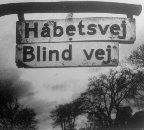 Håbetsvej - Blind vej