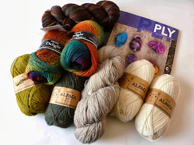 Yarndale Purchases