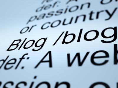 La blogosphère vitesse Grand V