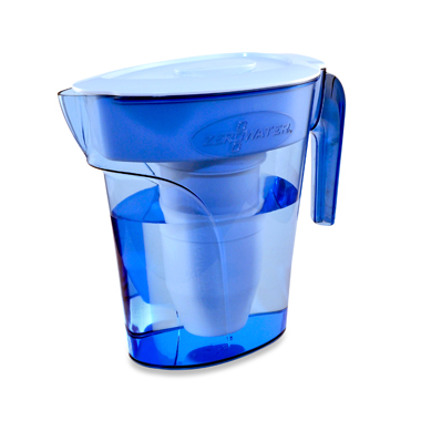 zero water 6 cup filter pitcher review outnumbered 3 to 1. Black Bedroom Furniture Sets. Home Design Ideas