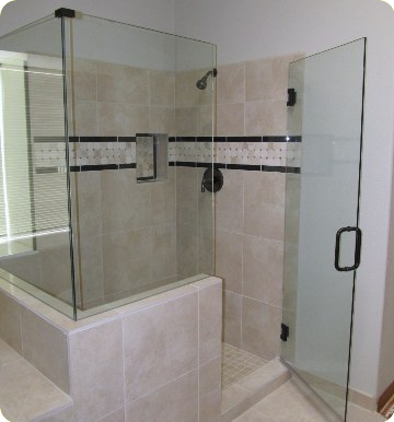 glass shower enclosure frameless glass shower