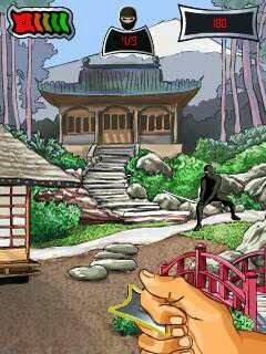 Ninja Strike sisx