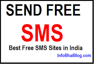Best Free SMS Sites in India