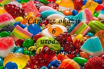 Rocznicowe candy u Gosi