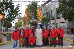 29.01.17 LA FESTA A SANT ANTONI DEL PORQUET, FIESTA A SAN ANTONIO ABAD