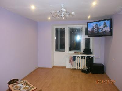 Ремонт в комнате ламинат выравнивание стен