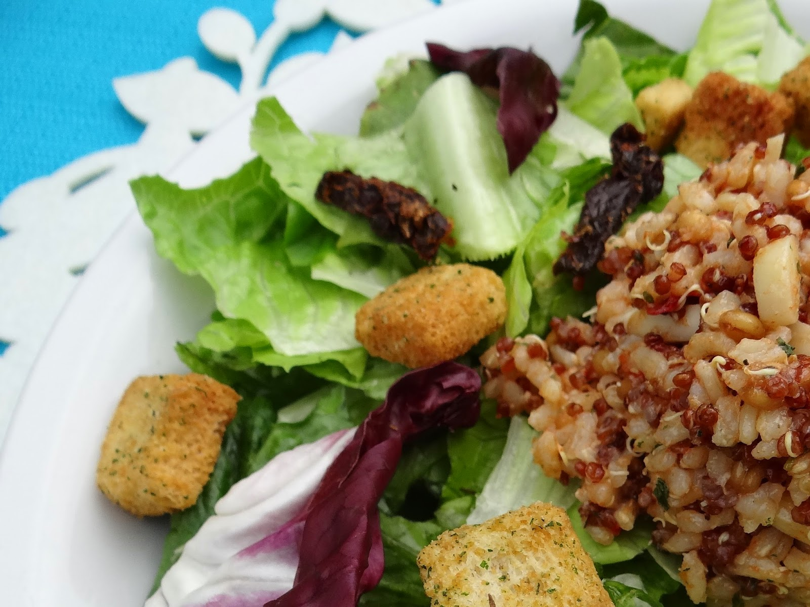 Spice Up Your #MeatlessMonday Dinner with Suddenly Grain Salad #SuddenlyGrainSalad #PlatefullCoOp #paid