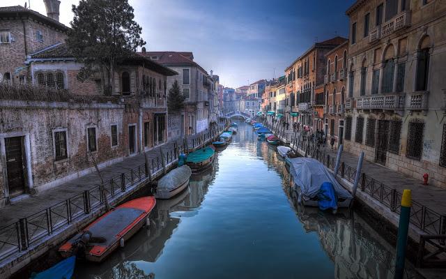 Venecia La Ciudad de los Canales Imagenes de Ciudades Europeas