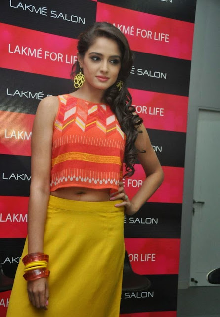 Asmita Sood Stills at Lakme Salon Launch 8.jpg