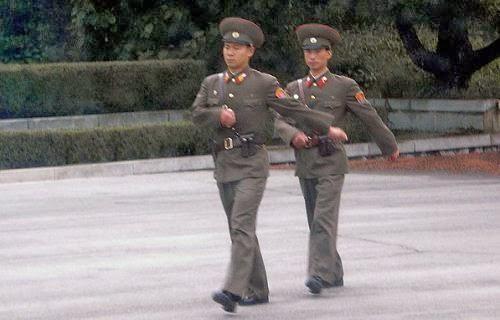 Angkatan Darat Korea Utara