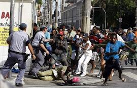 Anistia Internacional denuncia polícia brasileira
