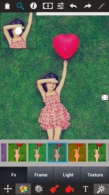 Color Splash Effect Pro android apk - screenshoot
