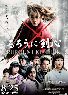 Assistir Samurai X Legendado BRRip 2012