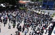 Campesinos antorchista  exigen  a AMLO que cumpla con la dotación de fertilizante de manera inmediata