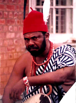 Veteran Nigerian Actor, Pete Edochie @ 66
