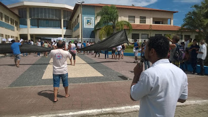 Rio das Ostras, 10 de fevereiro de 2015: Greve da rede municipal