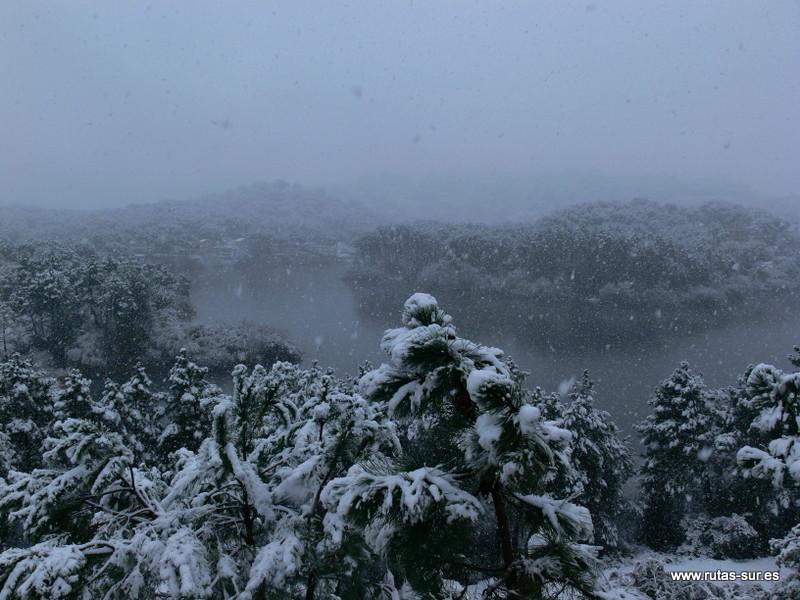 SIERRA DE CÓRDOBA: Nevada del 28-Febrero-2013