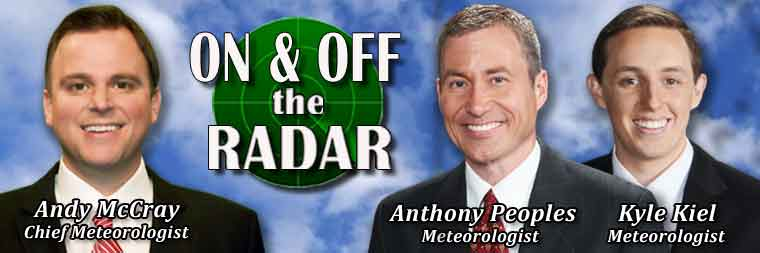 On and Off the Radar With CBS4 Weather