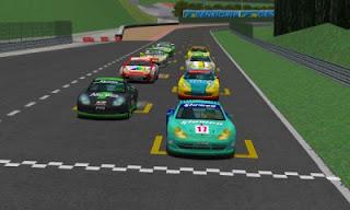 Speed Dreams : An Open Motorsport Sim