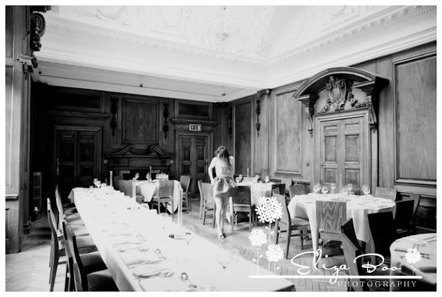 St Gile's House Hotel: A Black & White Fashion Story.