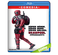 Deadpool (2016) Full HD BRRip 1080p Audio Dual Latino/Ingles 5.1