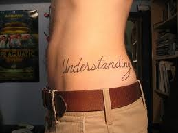 understanding tattoo, people are made up of stories