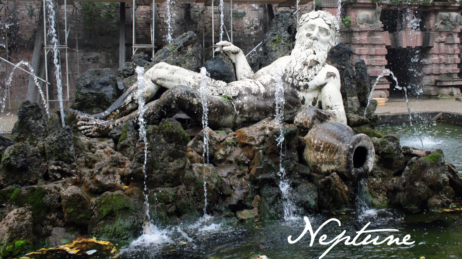 Neptune Fountain The Tipsy Terrier blog